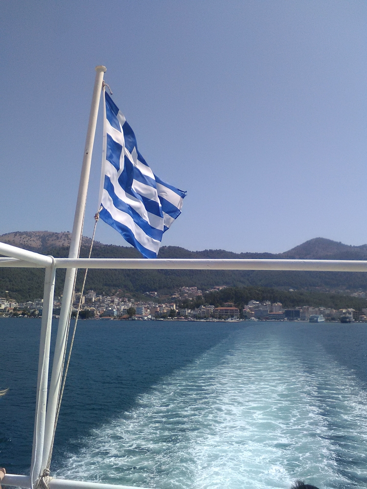 travel, greece, ferry, igoumenitsa - spyros_sam | ello