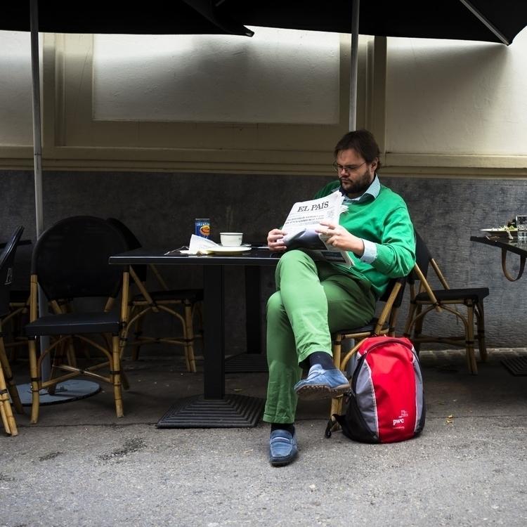 Green - luxembourgcity, streetphotos - cdelas | ello