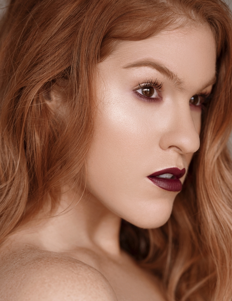 Model: Lora Levison MUA: Kayti  - mdanielsphotography | ello