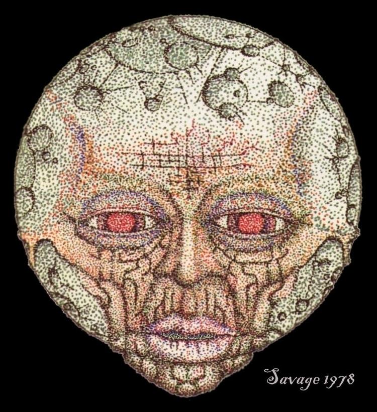 Man Moon ---- Circa 1978, micro - savageworlds | ello