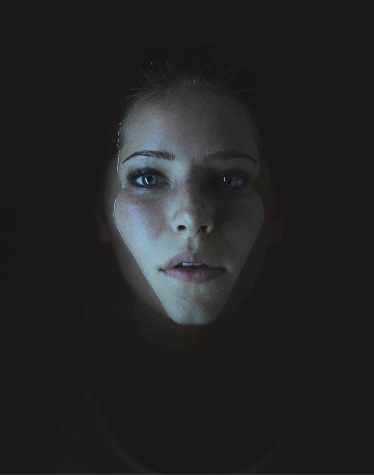 entering void. subject | paige  - marc_jo | ello