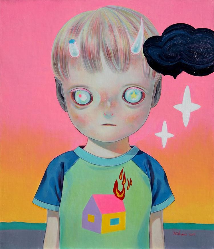 'Children Planet Hikari Shimoda - wowxwow | ello