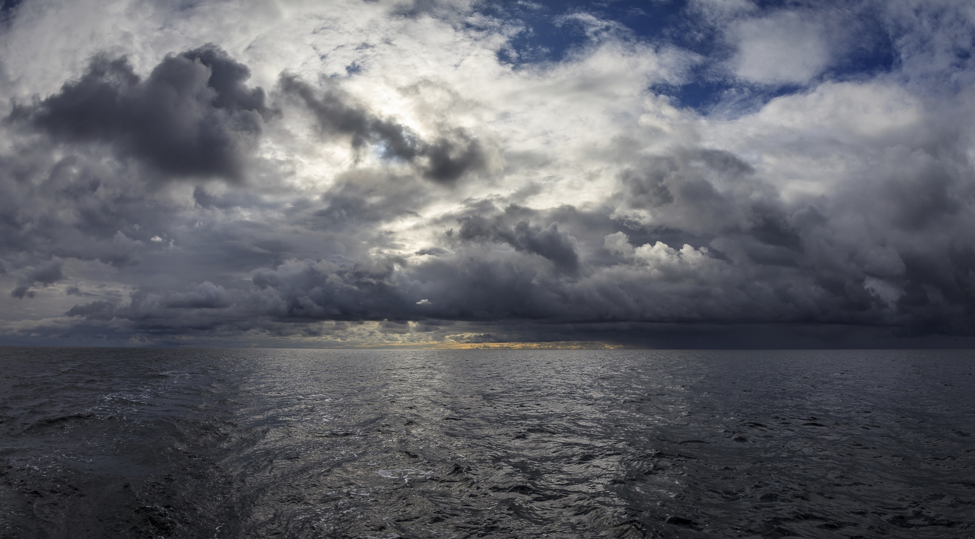 Cloudy day sea - photography, finland - anttitassberg | ello