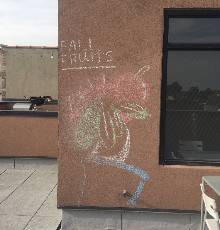 Fall Fruits 2017 - art, publicart - rickalex | ello
