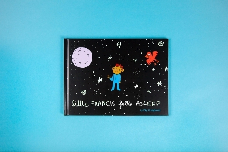 kids book Francis Falls Asleep  - pipcraighead | ello
