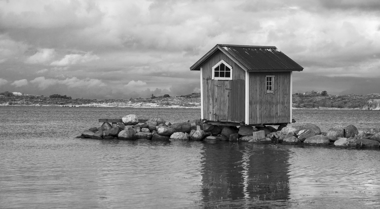 Seaside house - photography, landscape - anttitassberg | ello