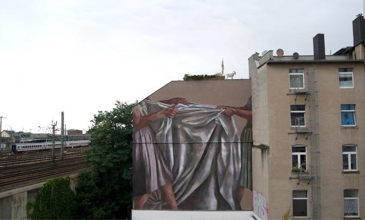 Sharing Artist: Hyuro CityLeaks - streetartunitedstates | ello