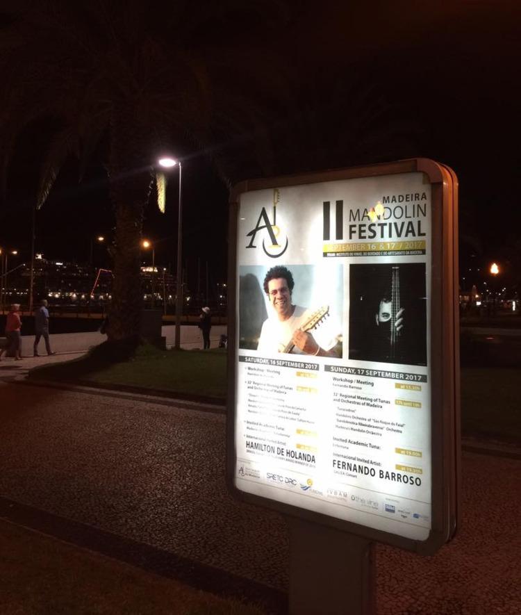 II Mandolin Festival Madeira - FernandoBarroso - ferbarroso | ello