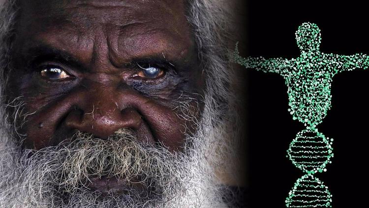 Aborígenes australianos llevan  - codigooculto | ello