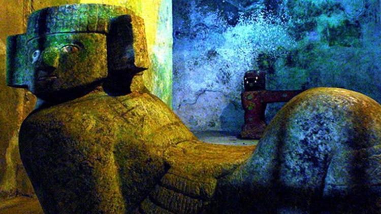 Chac Mool el mito de la Atlánti - codigooculto | ello