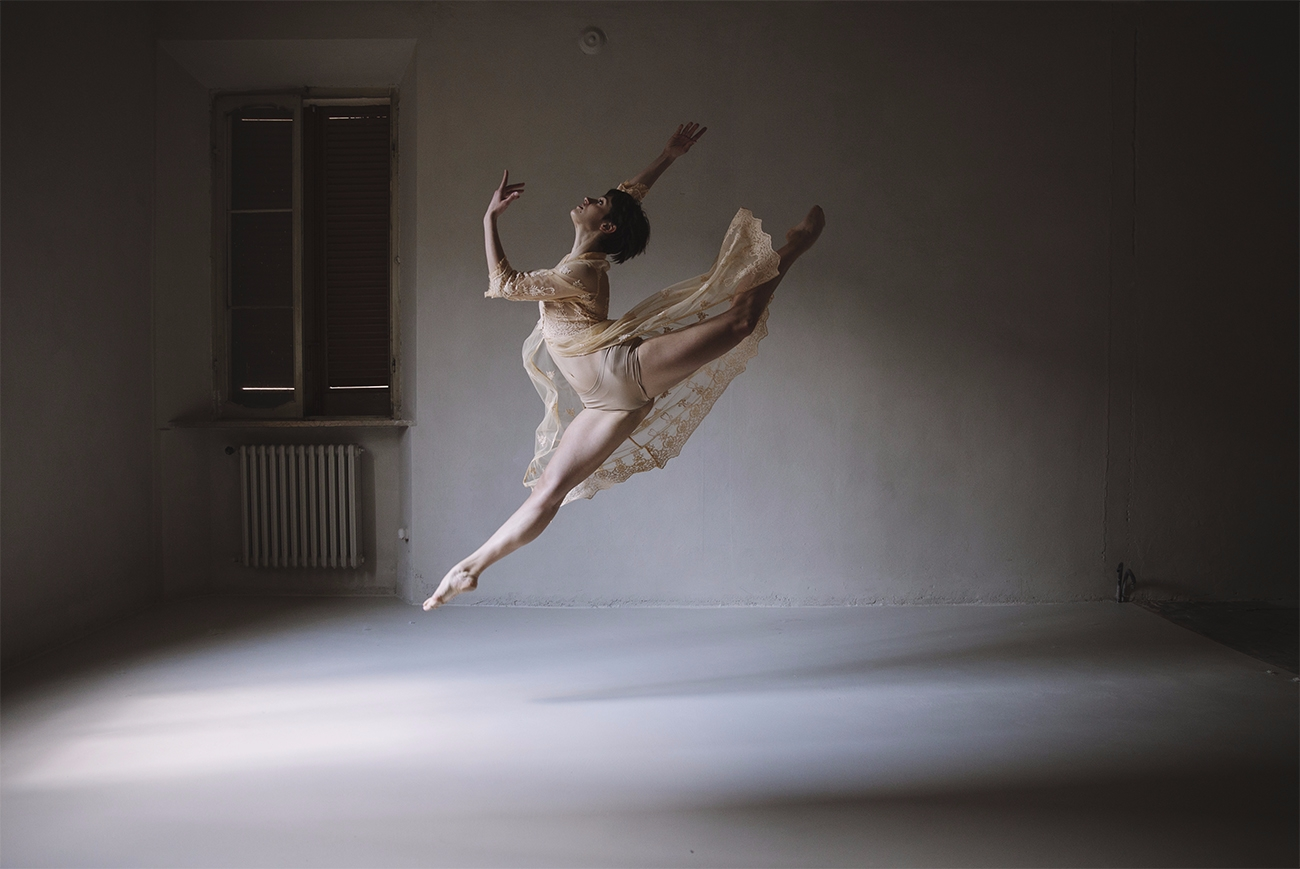 "Gravity"" — Photographer: Giusep - darkbeautymag 