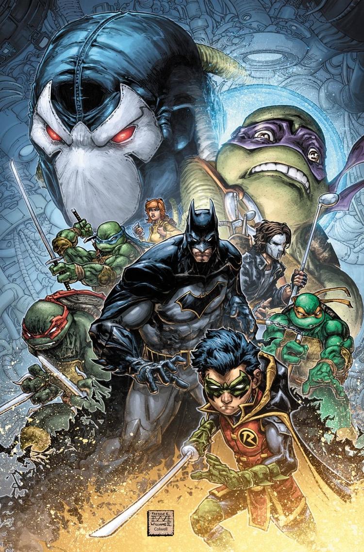DC Entertainment, IDW Nickelode - comicbuzz | ello