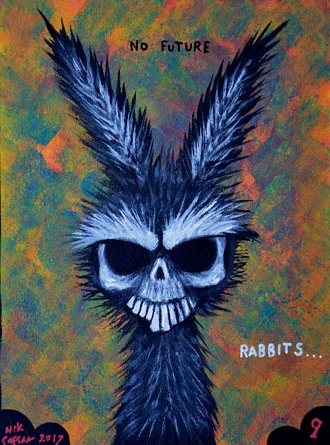 Tanis Rabbits Podcast commissio - nicolascaesar | ello