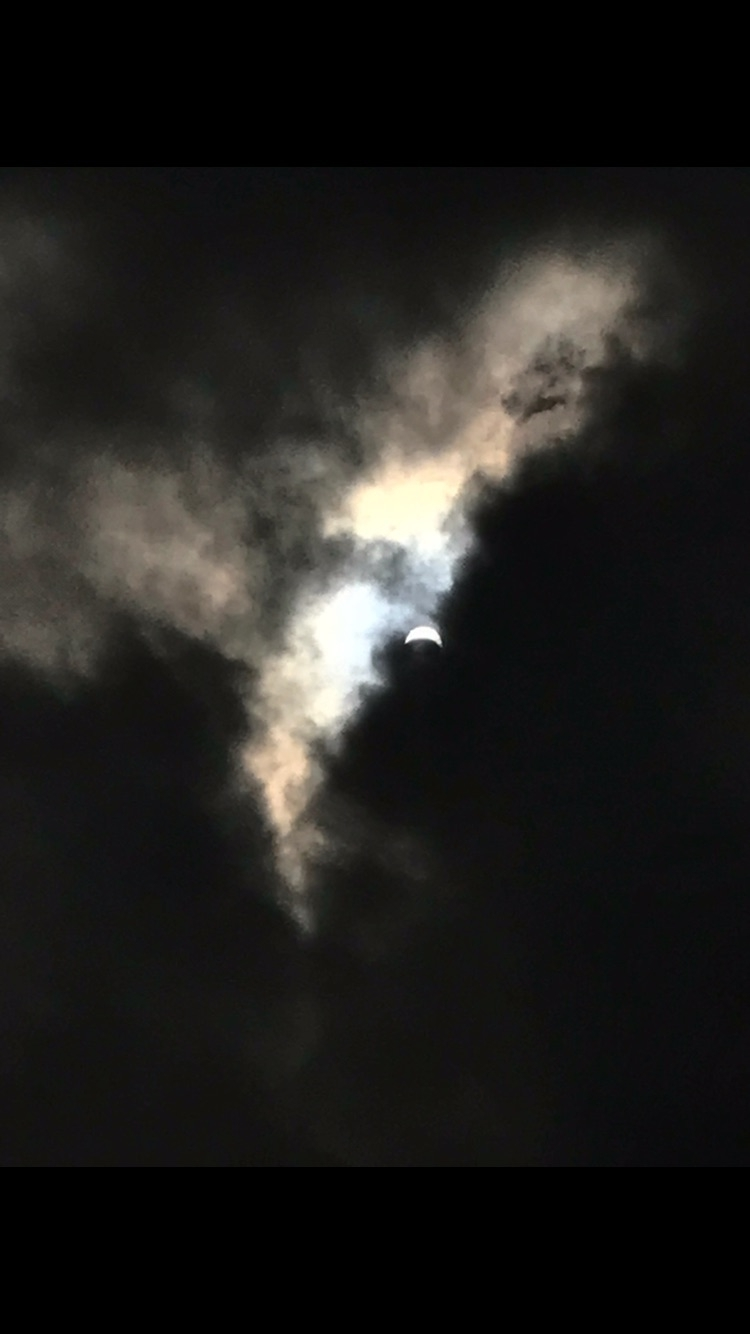 Eclipse evil - eclipse, clouds, sun - illaurail | ello