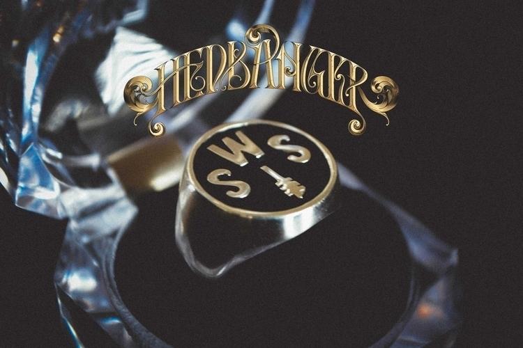 El anillo más épico de Hedbange - hedbanger | ello