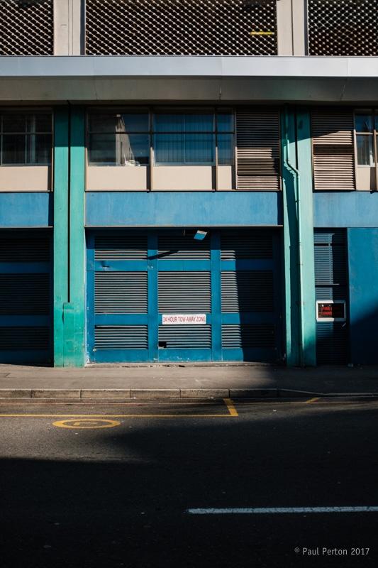 24 hour zone, Cape Town Street  - paulperton | ello