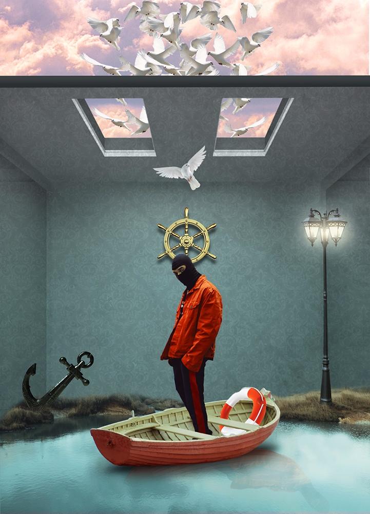 Sail stole Visual Story - design - ayobade | ello