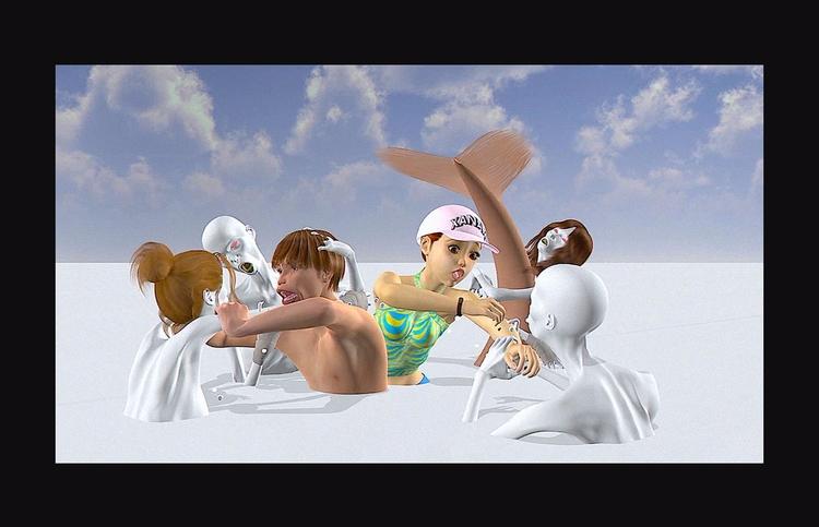 Jon Rafman - art, video, immersive - valosalo | ello