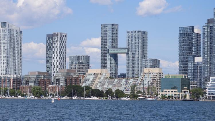 City Centre, Toronto - architecture - koutayba | ello