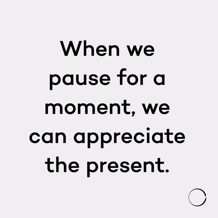 moment present. minimalism.life - minimalismlife | ello