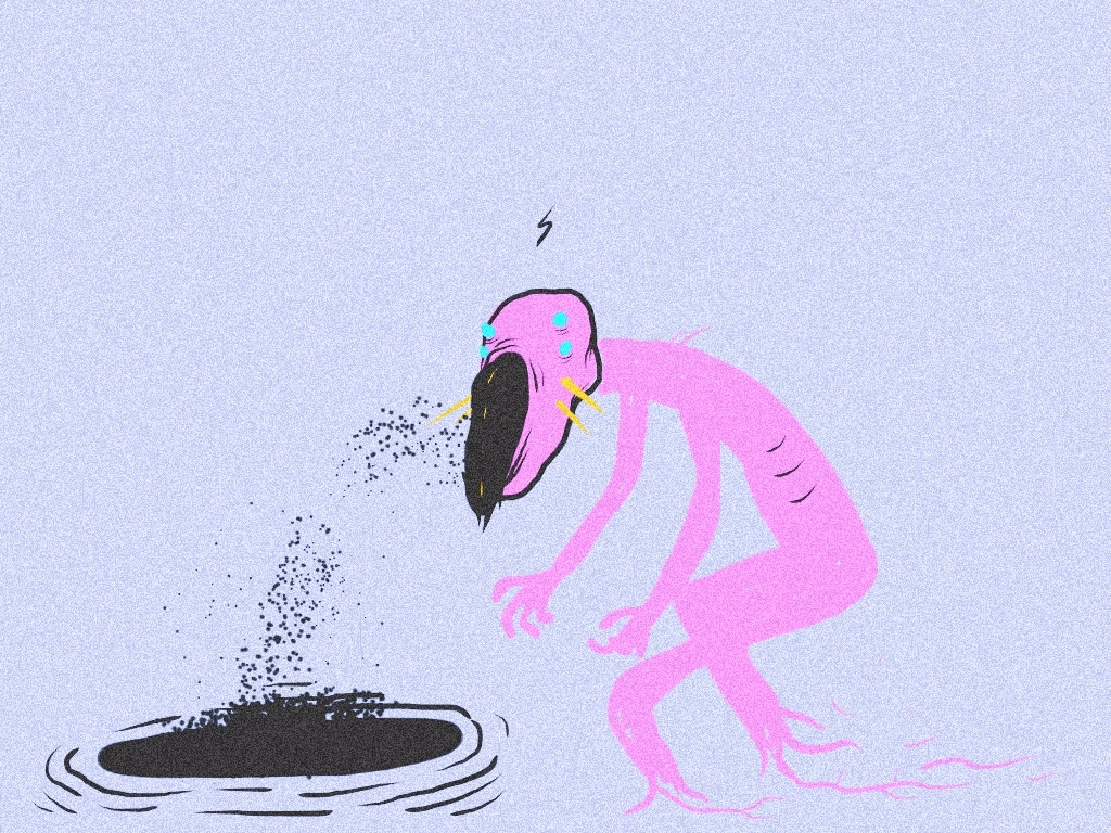 Hide shadows - skatheartist | ello