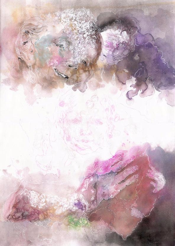 Franjabl watercolor, gouache, c - gubia | ello