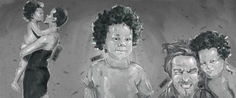 Aline Igor • Mundobrel - illustration - mundobrel | ello