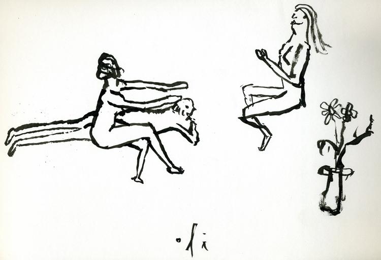 happy nudist utopians commune - oligoldsmith - oliart | ello