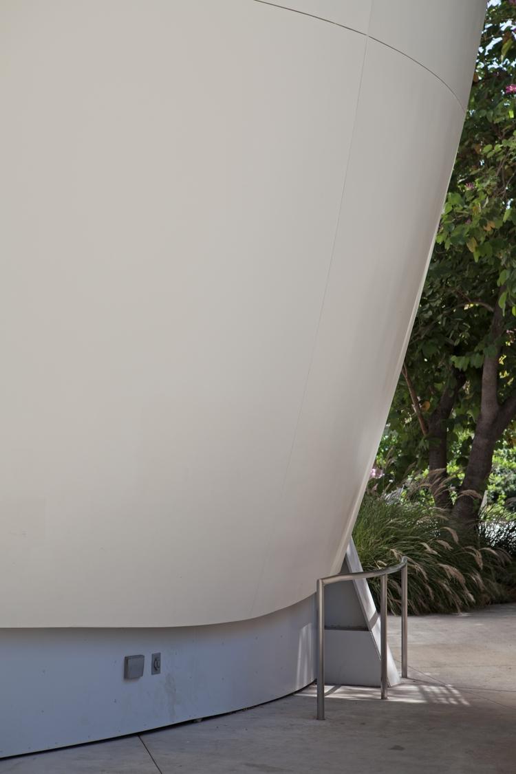 Convex Wall, Disney Hall, DTLA  - odouglas | ello