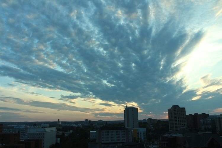 Halifax, NS. sunsets pretty sol - brainhurt | ello