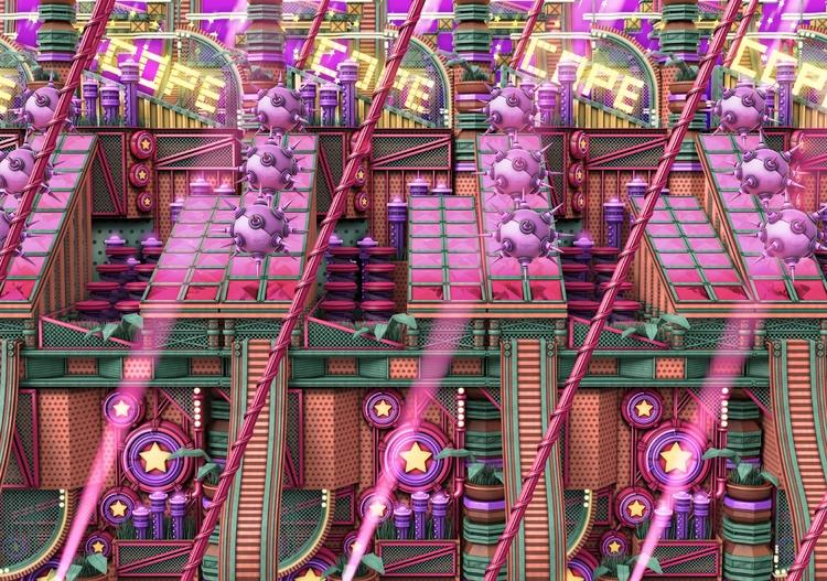 Sonic - Springyard zone - retro - rothwelljack | ello