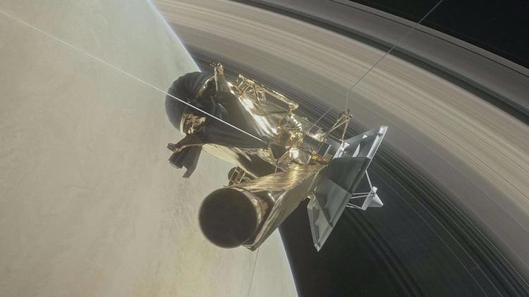 Cassini se autodestruyó en la a - codigooculto | ello