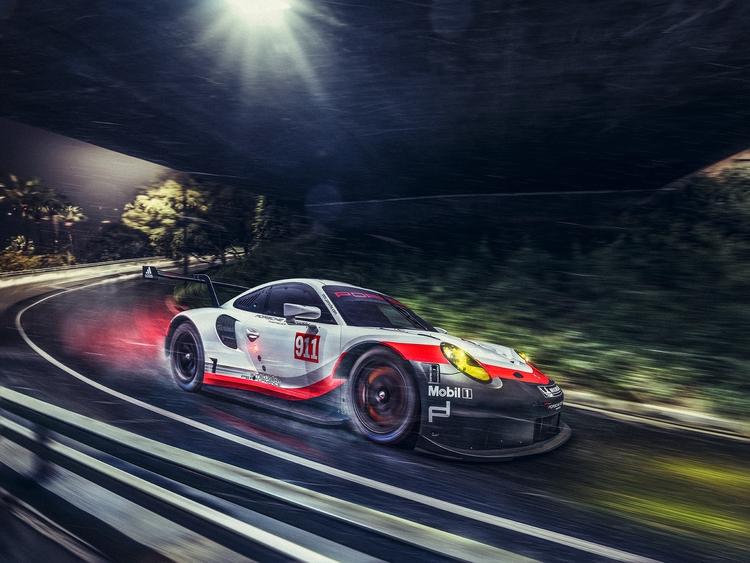 Porsche 911 RSR - bildergut | ello