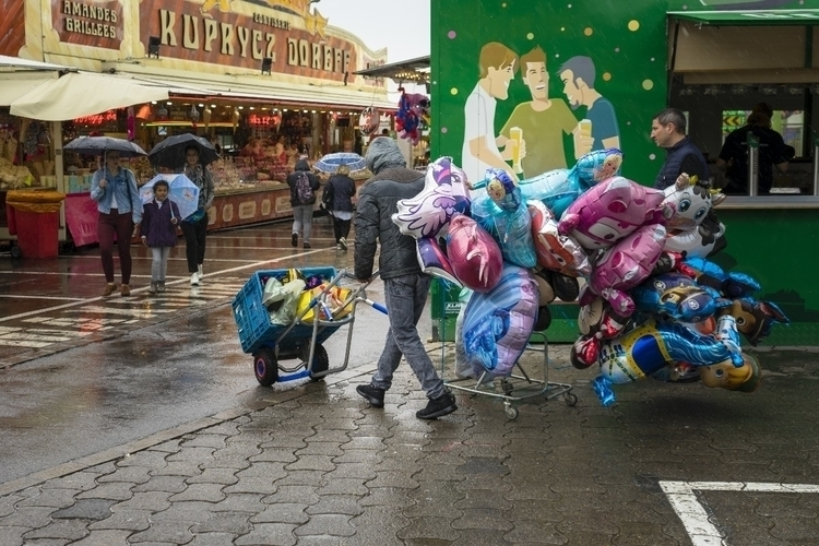 Balloon master - luxembourgcity - cdelas | ello