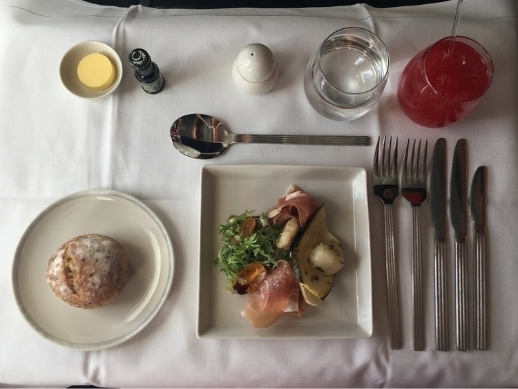 Airline Food Series | Edition 1 - thereshegoesnow | ello