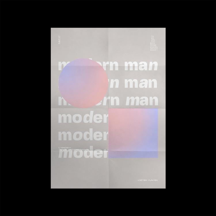 Project U_KNOW 2017 / Modern ma - viktordry | ello
