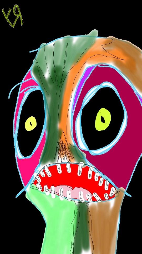 Piranha Man Richard Yates (Sept - richardfyates | ello