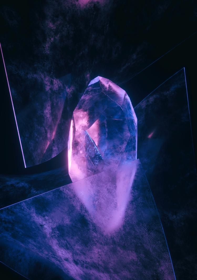 PARTIAL// Day 745 Crystal Oculu - fvckrender | ello