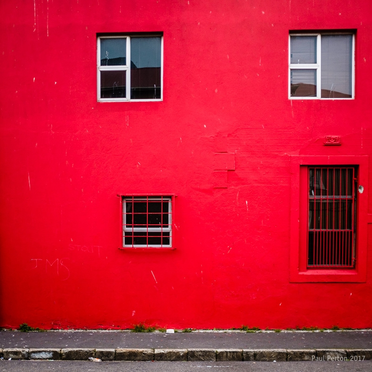 Red. Salt River, Cape Town Stre - paulperton | ello