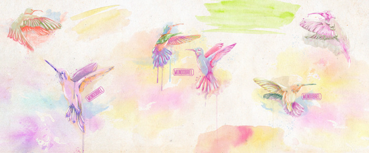 Mundobrel - illustration, bird, art - mundobrel | ello