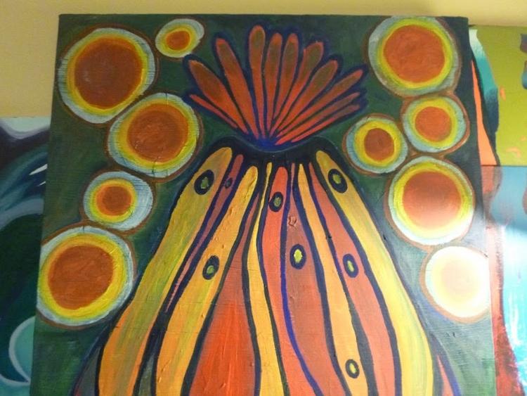 - oil painting anatomy art tast - helenaugusta | ello