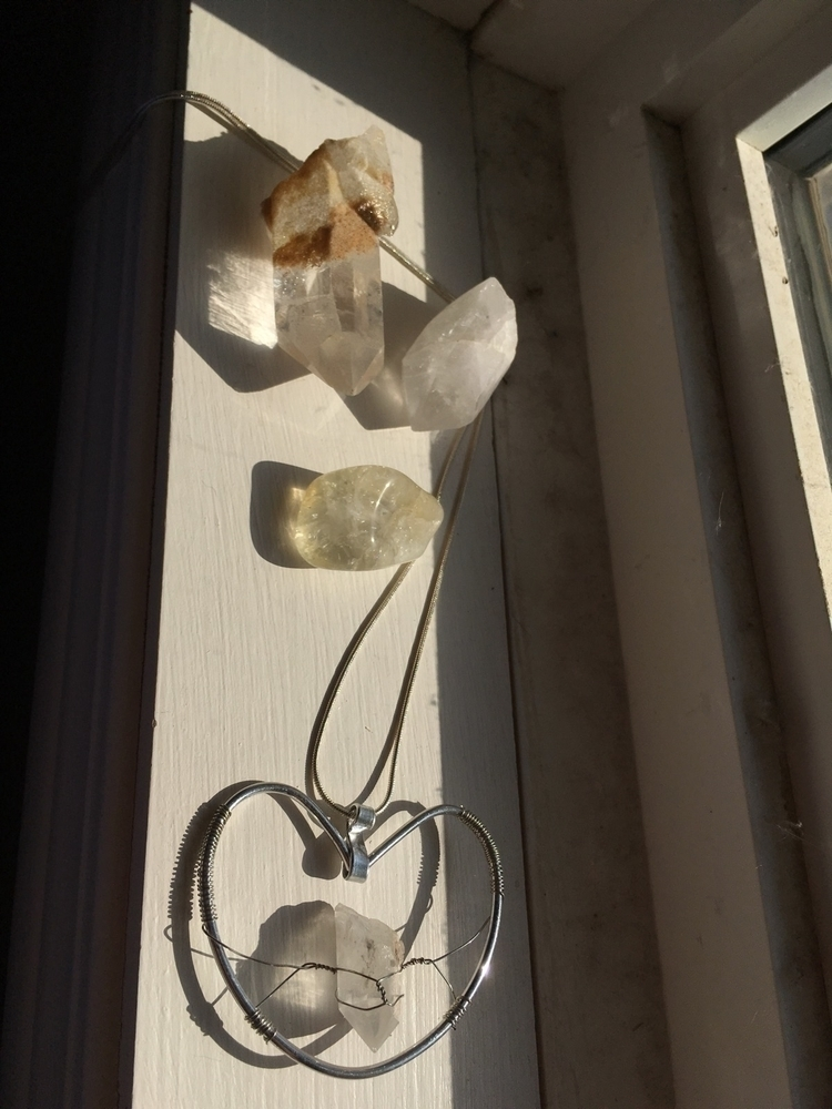 Dreamcatcher Pendant - sale $20 - iiindigoaura | ello