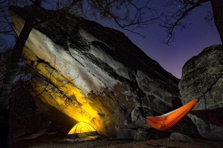 Rock Refuge 13 mile hike, good  - joetheeskimo | ello