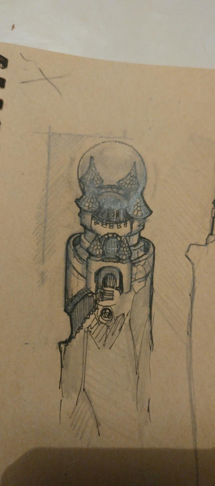 Sketch carving project - damirlesic | ello