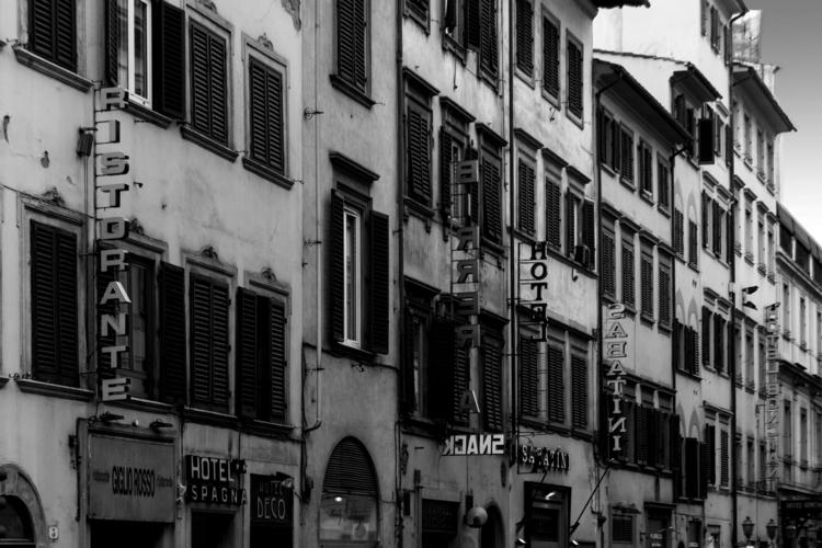 street Florence/Firenze (2) Cyc - notabene | ello