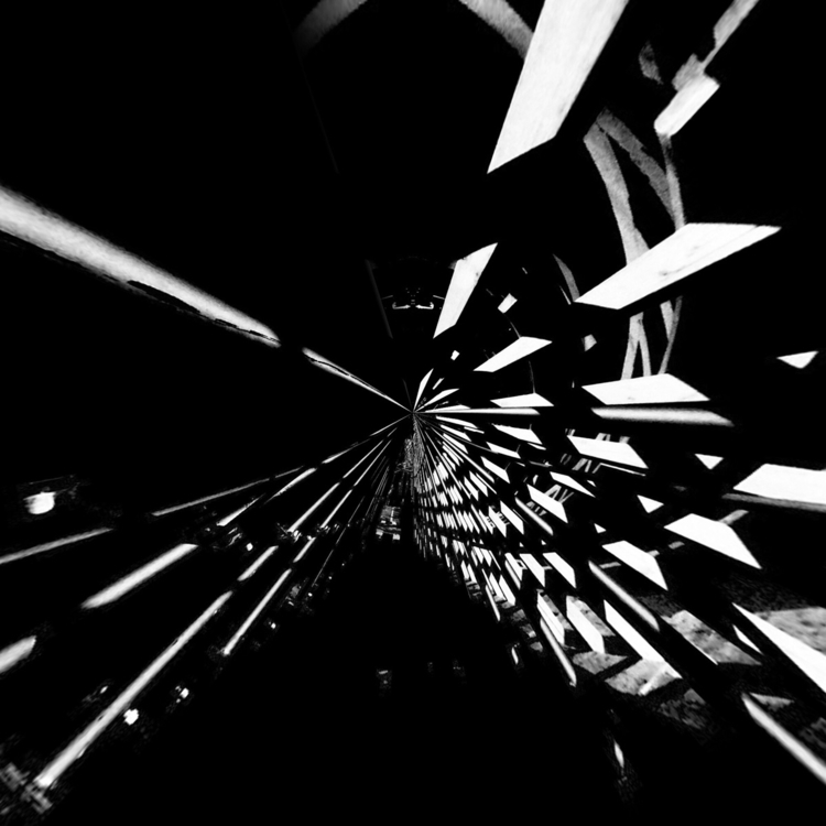 blackandwhite, abstract, highcontrast - waveformtv | ello