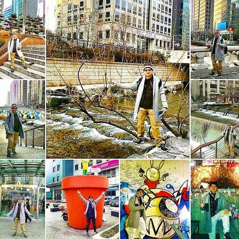 streets - Wandering, Seoul, SouthKorea - vicsimon   ello