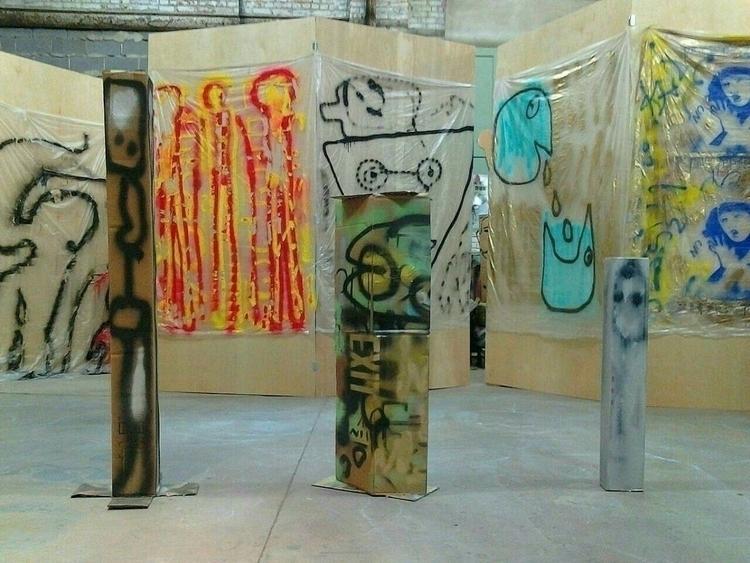 Art Installation - sculptures - anthonycandkarenm   ello