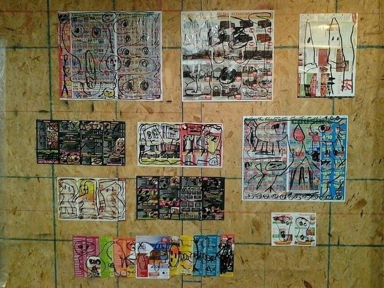 menus - drawings - anthonycandkarenm | ello