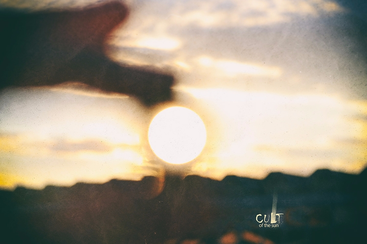 cult sun - photography, abstract - gr4y1nu | ello